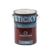 Grund pentru metal, Sticky Grundal, interior / exterior, gri, 5 KG