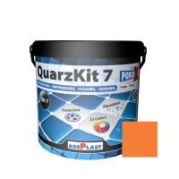 Chit de rosturi gresie si faianta Adeplast  QuarzKit 7, caramel inchis, interior / exterior, 5 kg