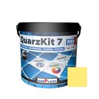 Chit de rosturi gresie si faianta Adeplast  QuarzKit 7, crem, interior / exterior, 5 kg