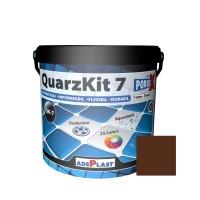 Chit de rosturi gresie si faianta Adeplast  QuarzKit 7, maro deschis, interior / exterior, 5 kg