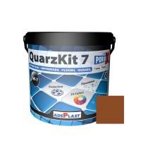 Chit de rosturi gresie si faianta Adeplast  QuarzKit 7, siera, interior / exterior, 5 kg