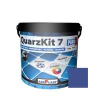 Chit de rosturi gresie si faianta Adeplast  QuarzKit 7, azurite, interior / exterior, 5 kg