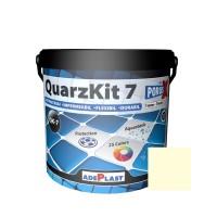 Chit de rosturi gresie si faianta Adeplast  QuarzKit 7, jasmin, interior / exterior, 5 kg