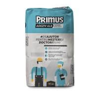 Adeziv polistiren / vata minerala, Primus Alb Termoizolatii, interior / exterior, 25 kg
