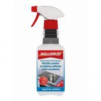 Solutie de curatare a plitelor pe vitroceramica, Mellerud, 0.5 L