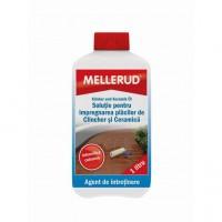 Solutie de intretinere a placilor clincher si ceramica, Mellerud, 1 L