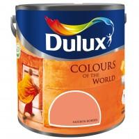 Vopsea latex interior, Dulux, saffron robbes, 5 L