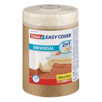 Banda mascare tesa Easy Cover 58880, maro, interior, 150 mm