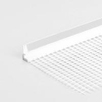 Profil PVC, legatura tamplarie - ferestre, 2.4 m