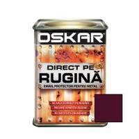 Vopsea alchidica Direct pe rugina Oskar, interior / exterior, visiniu lucios, 0.5 L