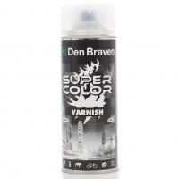 Spray lac, Den Braven Super Color, transparent lucios, interior / exterior, 400 ml