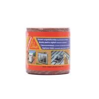Banda bituminoasa pentru etansare/hidroizolatii Sika MultiSeal, maro teracota, 10 m x 150 mm