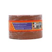 Banda bituminoasa pentru etansare/hidroizolatii Sika MultiSeal, maro teracota, 10 m x 100 mm