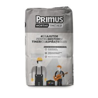 Mortar tinci, Primus, alb, interior / exterior, 25 kg