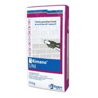 Tencuiala de ipsos, aplicare mecanizata Rigips Rimano Uni, interior, 25 kg