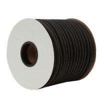 Banda de etansare ferestre Ellen, profil D - XXL, negru