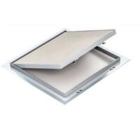 Clapeta revizie, Rigips, pentru pereti gips carton, 30 x 30 mm