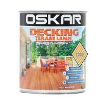 Impregnant pentru lemn, Oskar Decking, incolor, 2.5 L