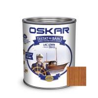 Lac pentru lemn Oskar Yacht, castan, interior / exterior, 2.5 L