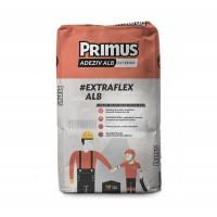 Adeziv super - flexibil pentru placari critice Primus, exterior, alb, 25 kg