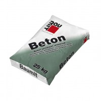 Beton predozat universal uscat, Baumit, gri, interior / exterior, 25 kg