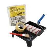 Trafalet poliester + tava + pensula + banda mascare + folie acoperire Holzer Basic
