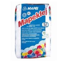 Adeziv gresie si faianta Mapei Mapeklej, gri, pentru interior / exterior, 25 kg