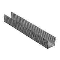 Profil gips carton Rigips, din otel zincat, Rigiprofil Plus UD, 28 x 24 x 3000 mm