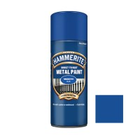Spray email Hammerite, efect lucios, interior / exterior, albastru, 0.4 L