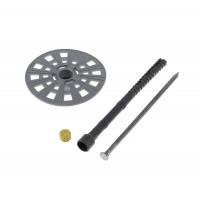 Diblu termosistem vata minerala FixOne,100 mm (punga 50 bucati)