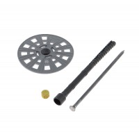 Diblu termosistem vata minerala FixOne, 200 mm (punga 50 bucati)