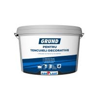 Amorsa pentru tencuieli decorative, interior / exterior, 6 kg