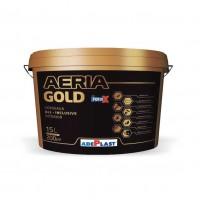 Vopsea lavabila, interior, Adeplast Aeria Gold, alba, 15 L