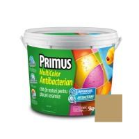Chit de rosturi gresie si faianta Primus Multicolor Antibacterian B52 bronze, interior / exterior, 5 kg