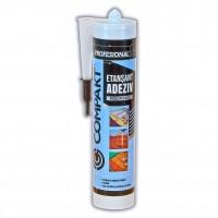 Etansant adeziv Compakt Polimeric, gri, 280 ml