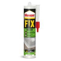 Adeziv pentru polistiren, interior, Moment Fix Decor, alb, 400 gr.