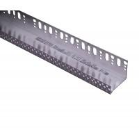 Profil aluminiu U termosistem, 2500 x 20 x 153 x 45 x 1 mm