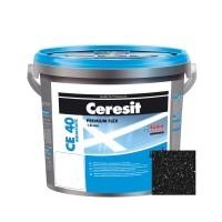 Chit de rosturi gresie si faianta Ceresit CE 40, night glow, interior / exterior, 5 kg