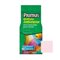 Chit de rosturi gresie si faianta Primus Multicolor Antibacterian B54 kobi, interior / exterior, 2 kg