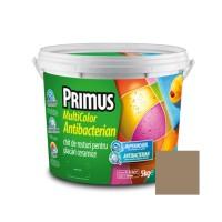 Chit de rosturi gresie si faianta Primus Multicolor Antibacterian B57 tuscan tan, interior / exterior, 5 kg