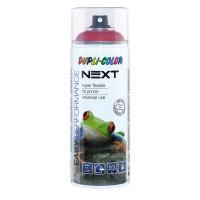 Spray vopsea Dupli-Color, Next, rosu foc lucios, RAL 3000, interior / exterior, 400 ml