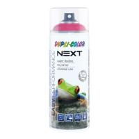 Spray vopsea Dupli-Color, Next, rosu trafic lucios, RAL 3020, interior / exterior, 400 ml