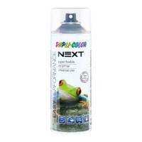 Spray lac Dupli-Color, Next, transparent satin mat, interior / exterior, 400 ml