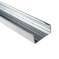 Profil gips carton din tabla zincata FS CD 60 x 27 x 3000 mm