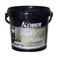Vopsea lavabila interior cu efect Matase, Kober, V8760, Cannoli, 1.5 L