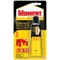 Adeziv pentru suprafete multiple, interior / exterior, Moment Contact Gel, 58 ml