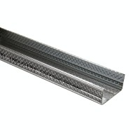 Profil gips carton din tabla zincata FS CW 75 x 35 x 3000 mm