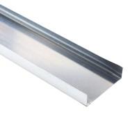 Profil gips carton FSY, tabla din otel zincat UW 100 x 4000 mm