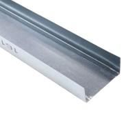 Profil gips carton FSY, tabla din otel zincat UW 75 x 4000 mm