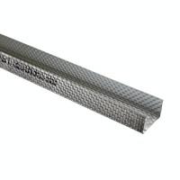 Profil gips carton din tabla zincata FS UW 50 x 30 x 3000 mm